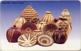 BOTSWANA-N.18-25 Pula-BASKETS(n.on The Cards) - Botswana