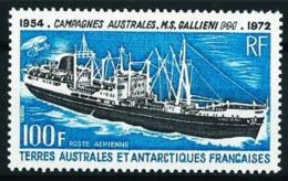 Tierras Australes Francesas Nº A-29 Nuevo - Corréo Aéreo