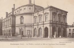 DUNKERQUE. - Le Théâtre - Dunkerque