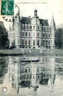 N°76516 -cpa Laverdines -le Château- - Autres Communes