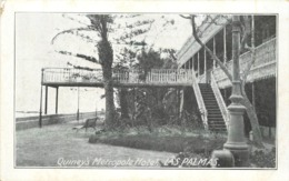 LAS PALMAS - Quiney's Metropole Hotel. - La Palma