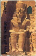 EGITTO-Tamura Magnetic-N.11-RAMSES II-TEXT 1 - Aegypten