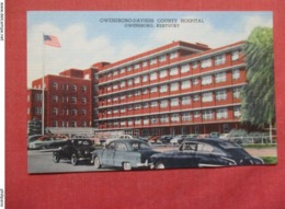Owensboro - Daviess County Hospital      - Kentucky > Owensboro   Ref 3712 - Owensboro
