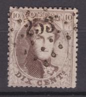 N° 14 B :   253 MONT SAINT GUIBERT COBA +12.00 - 1863-1864 Médaillons (13/16)