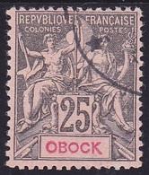 OBOCK N° 39 Oblitéré - Voir Verso & Descriptif - - Oblitérés