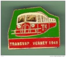 TRANSVAP VERNEY 1948 *** 2008 - TGV