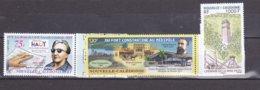 NOUVELLE CALEDONIE 2019 ANNIVERSAIRE HAUY FORT DE CONSTANTINE DE MED¨POLE CHEMINEE DE LA MINE DU PILOU MNH ** - Used Stamps