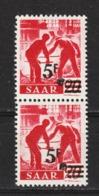 Saar MiNr. 232 II/II **  (sab04) - Nuevos