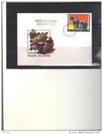 BELGIQUE COB 2369 Sur Lettre , OBL POST X3. (3CF73) - Postmark Collection