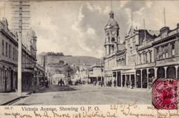223/ Victoria Avenue, Showing G.P.O.1906, Wancanui ? - Nouvelle-Zélande