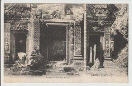 CPA / LAOS / RUINES DE WAT-POU-BASSAC - Laos
