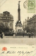 CPA - Belgique - Brussels - Bruxelles - 8 Cartes - Lot 62 - 5 - 99 Postkaarten