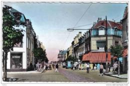 Carte Postale 59. Dunkerque  Malo-les-bains Avenue Adolphe Geeraert éditions TOP Trés Beau Plan - France