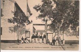 L55B_31 - Toulon - 21 Caserne De L'Artillerie Coloniale - Boulevard Mazeilles (Mourillon) - Toulon
