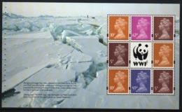 GB Prestige Booklet Pane Taken From World Wildlife Fund Issued On 22nd March 2011. - Markenheftchen