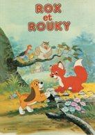 B60716 Cpsm Rox Et Rouky - Bandes Dessinées