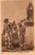 B60768 Cpa Fantaisie - E. Pagliano - Garibaldi Nel 1860 - Phantasie
