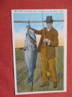 Big Fish I Caught At  Long Beach  California > Long Beach  Ref 3713 - Long Beach