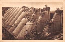 58 - Barrage De Pannecières-Chaumard - Amont Vu De La Rive Droite - France