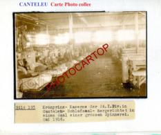 CANTELEU-Caserne Dans Filature-CARTE PHOTO Allemande Collee-Guerre14-18-1 WK-France-59-Militaria- - Lille