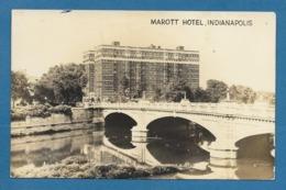 INDIANAPOLIS MAROTT HOTEL - Indianapolis
