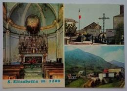 SANTUARIO DI SANTA ELISABETTA - Colleretto Castelnuovo (Torino) -  Vg P2 - Italy