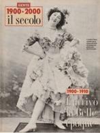 STORIA ED AVVENIMENTI DEL DECENNIO DAL 1900 AL 1910 - Boeken, Tijdschriften, Stripverhalen