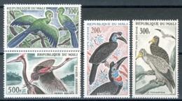 MALI 1965** - Uccelli / Birds - 4 Val. MNH, Come Da Scansione. - Uccelli