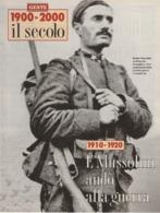STORIA ED AVVENIMENTI DEL DECENNIO DAL 1910 AL 1920 - Boeken, Tijdschriften, Stripverhalen