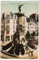Reims, Place D'Etlon, La Fontaine Subé (pk63176) - Reims