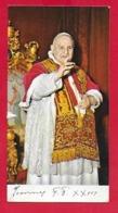 SANTINO ITALIA - Papa Giovanni XXIII - Ricordo Casa Natale - Brunner & C - 5 X 10 - Santini
