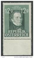 Österreich 1947, MiNr 801, Feinst Postfrisch - 1945-60 Unused Stamps