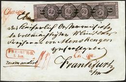 Briefvorderseite ERIVAN II - Dezember 2019 - 3 - Baden