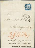 Brief ERIVAN II - Dezember 2019 - 51 - Bergedorf
