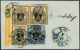 Briefst. ERIVAN II - Dezember 2019 - 98 - Hanover