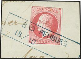 Briefst. ERIVAN II - Dezember 2019 - 102 - Hanover