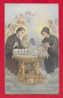 SANTINO ITALIA - 50 Anni Vita Religiosa GIUDITTA MARIANI - NERVIANO 1947 - Maria Bambina - 6 X 10 - Santini