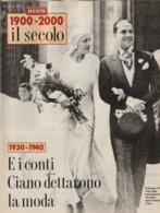 STORIA ED AVVENIMENTI DEL DECENNIO DAL 1930 AL 1940 - Boeken, Tijdschriften, Stripverhalen
