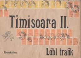Austria - 1923 Schwere Drucksache Nach Rumänien - Briefe U. Dokumente