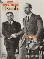 STORIA ED AVVENIMENTI DEL DECENNIO DAL 1940 AL 1950 - Boeken, Tijdschriften, Stripverhalen