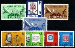 Gibraltar Nº 389/96 Usado. Cat.26,95€ - Gibilterra