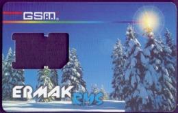 Used SIM Cards Russia. Khanty - Mansiysk Ermak RMS  GSM . - Russland