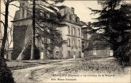 Cp Beaulieu Corrèze, Le Chateau De La Majorie - France