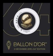 France (Collector) 2019 No. 357 Football. Golden Ball Award MNH ** - Nuevos