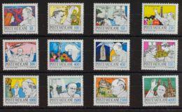 Vaticano. MNH **Yv 755/66. 1984. Serie Completa. MAGNIFICA. Yvert 2016: 30 Euros. - Vaticano (Ciudad Del)