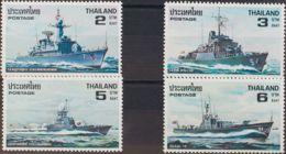 Tailandia. MNH **Yv 893/96. 1979. Serie Completa. MAGNIFICA. Yvert 2010: 16 Euros. - Tailandia