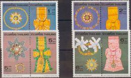 Tailandia. MNH **Yv 899/06. 1979. Serie Completa. MAGNIFICA. Yvert 2010: 15 Euros. - Tailandia