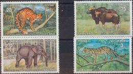 Tailandia. MNH **Yv 717/20. 1975. Serie Completa. MAGNIFICA. Yvert 2010: 17,5 Euros. - Tailandia