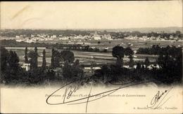Cp Le Vésinet Yvelines, Panorama, Pris Des Hauteurs De Louveciennes - Francia