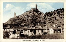 Cp Volonne Alpes De Haute Provence, Quartier De Viere - Frankrijk